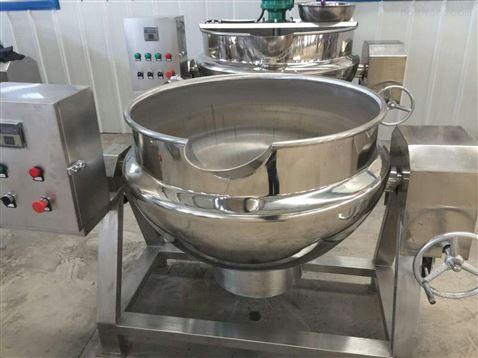 使用燃氣夾層鍋應注意什么