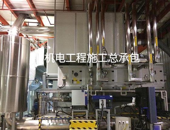 机电工程施工总承包资质