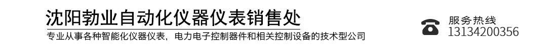 沈阳勃业自动化仪器仪表销售处_Logo