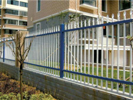 外围墙锌钢护栏