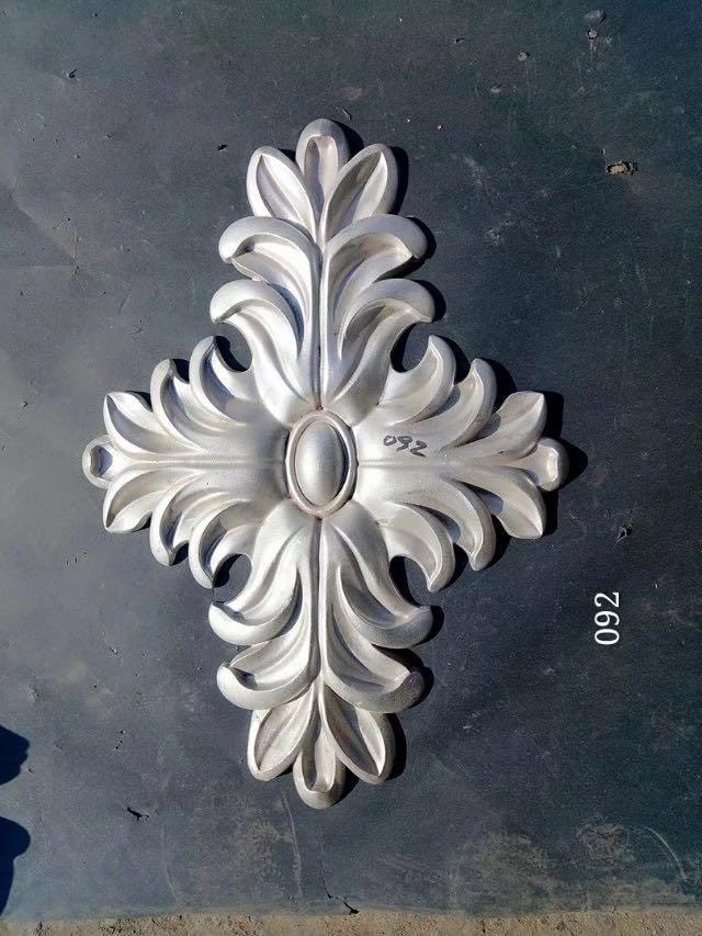 花躲形状铝艺护栏
