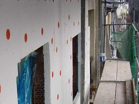 EPS外墙保温板