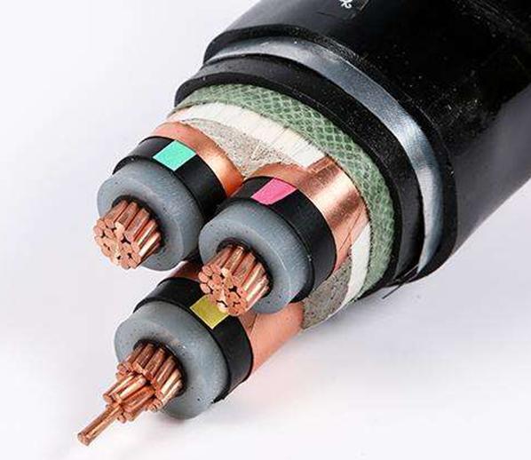 煤矿10千伏高压电缆