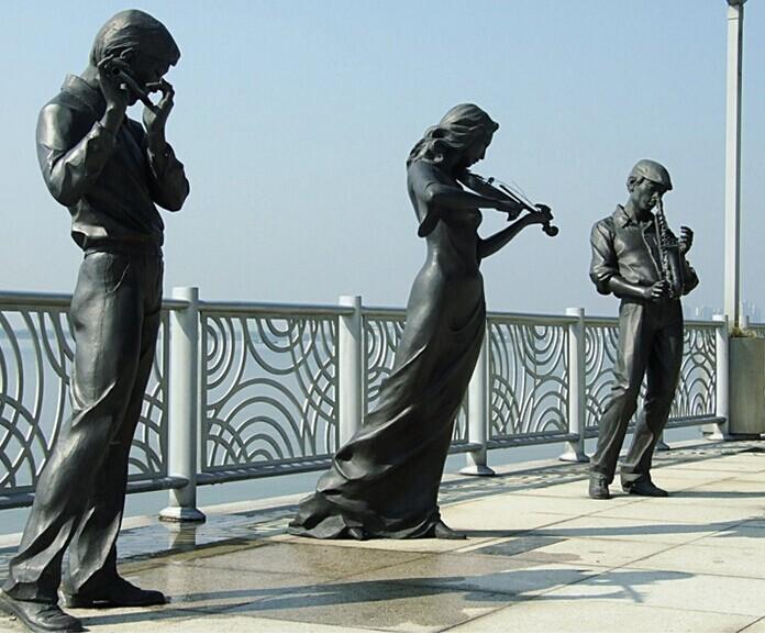 长沙不锈钢雕塑