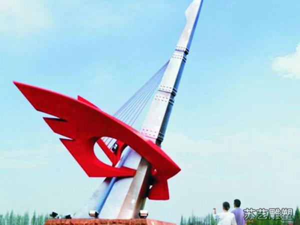 安徽芜湖开发区采购奋飞玻璃钢雕塑