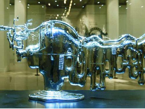 湖南铸铜雕塑分享不锈钢球雕塑制作方法