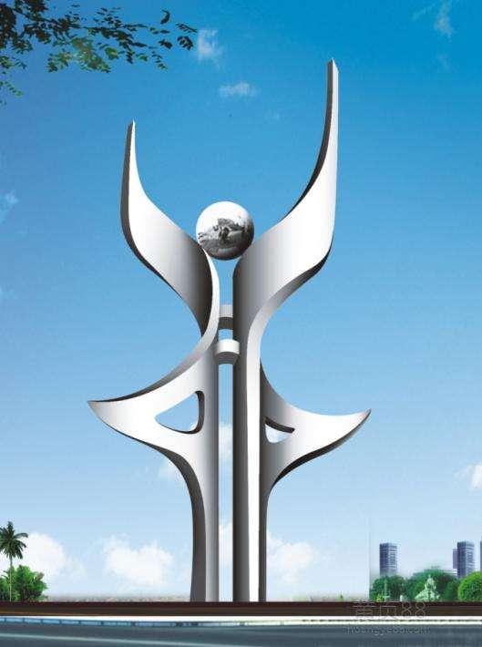 一座优秀的城市雕塑作品往往成为一个城市的标识