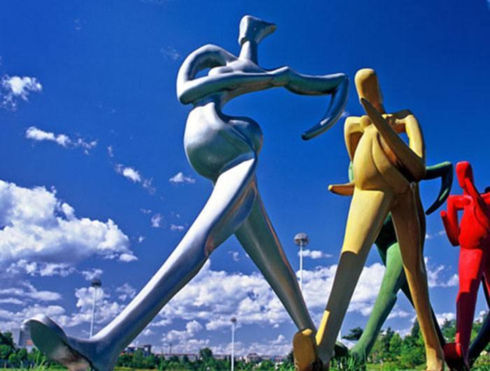 湖南不锈钢雕塑
