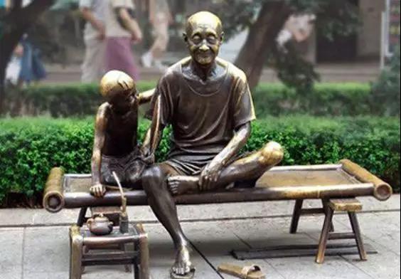 湖南锻铜雕塑公司