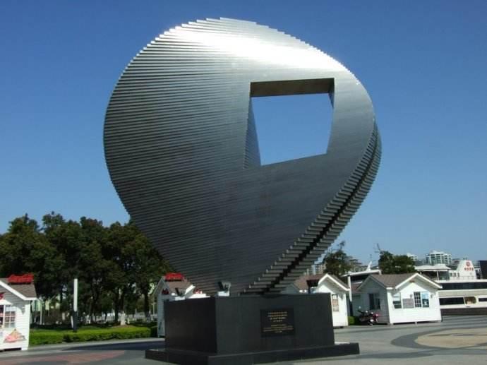 长沙不锈钢雕塑公司