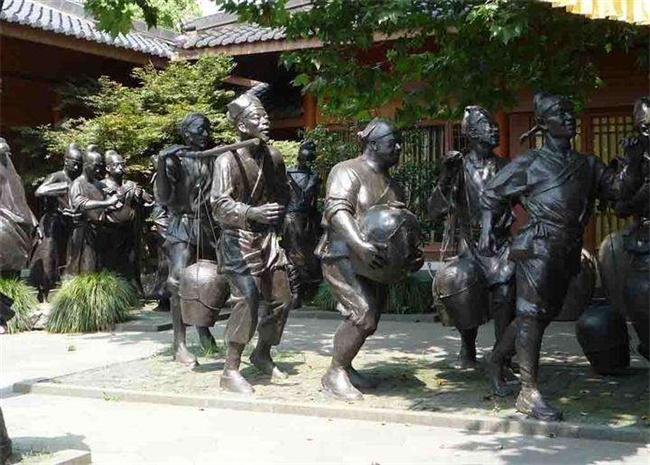 湖南锻铜雕塑制作公司