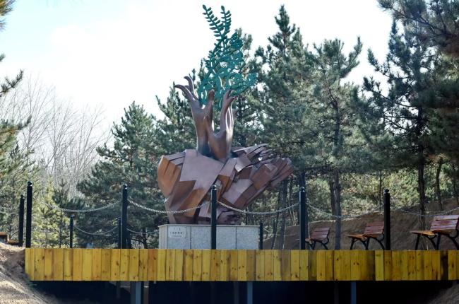 湖南雕塑公司带您观赏禁毒主题公园