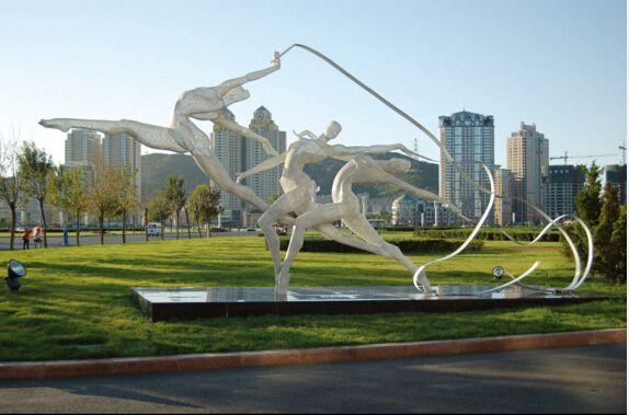 城市景观雕塑制作步骤您了解过吗?