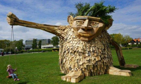 不会分辨雕塑和雕像吗?长沙雕塑公司教您简单辨别