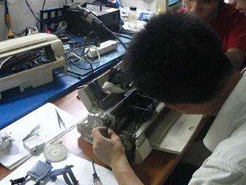 A3打印机维修