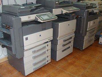 大型打印机维修