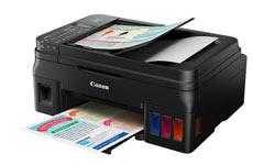 彩色喷墨打印机安装