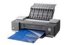 大型照片喷墨打印机安装