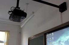 短焦投影仪安装