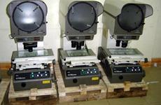 测量投影仪调试