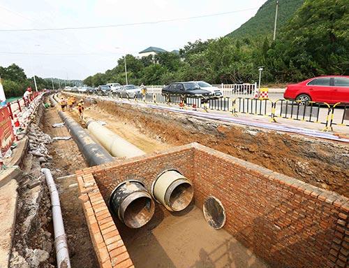 工业废水排水系统