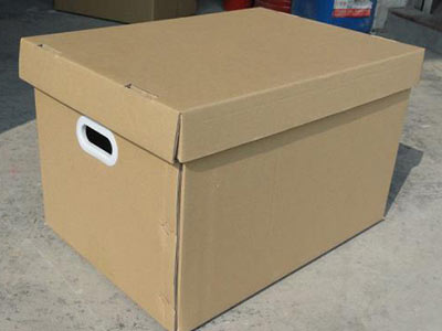 环保瓦楞纸箱