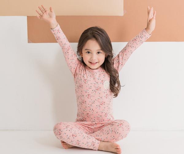 韩国童装睡衣