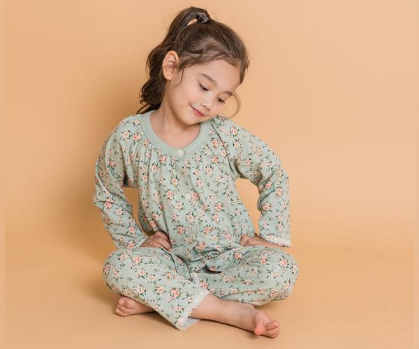韩国童装家居服