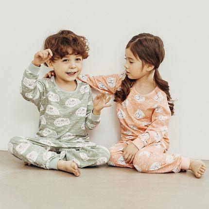 韩国童装套装