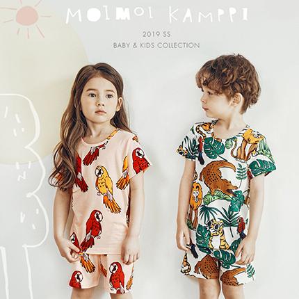 五分儿童服装