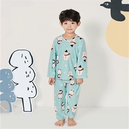 男女宝宝儿童睡衣套装