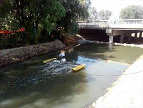 水塘、河道污水处理一体机