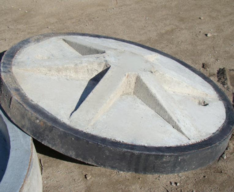 钢纤维混凝土水泥井盖