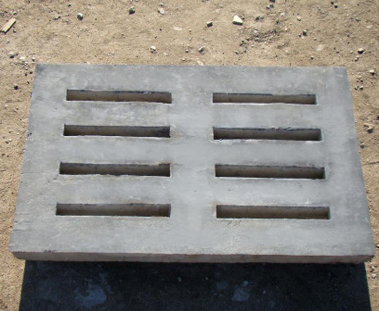 钢纤维水泥井篦