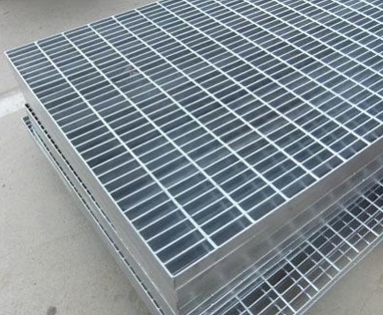镀锌排水钢格栅