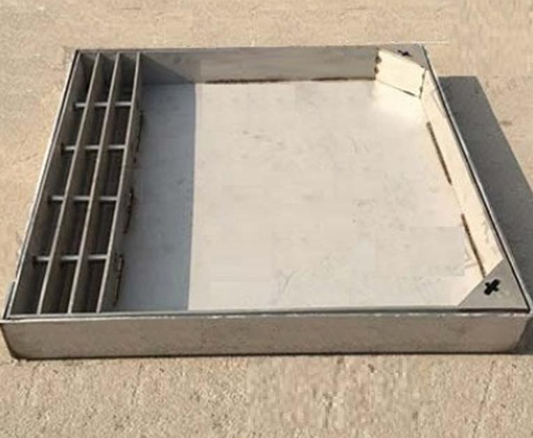 竖井排水钢格栅