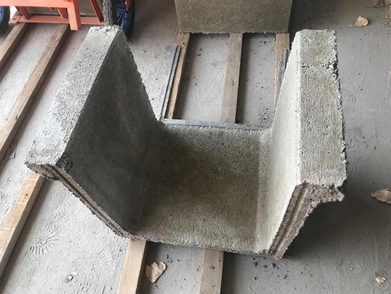 混凝土沟槽