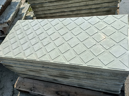 预制混凝土盖板