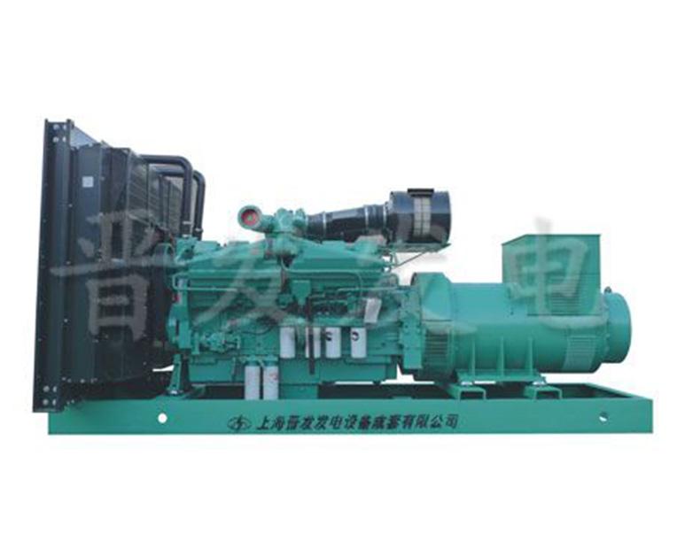 高压6300V系列发电机组