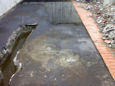 保温屋面防水