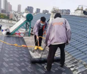 防水保温涂料地坪漆施工系列