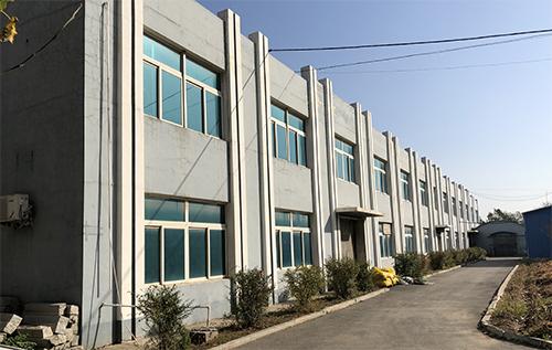 金钰食品代加工公司厂区内部环境