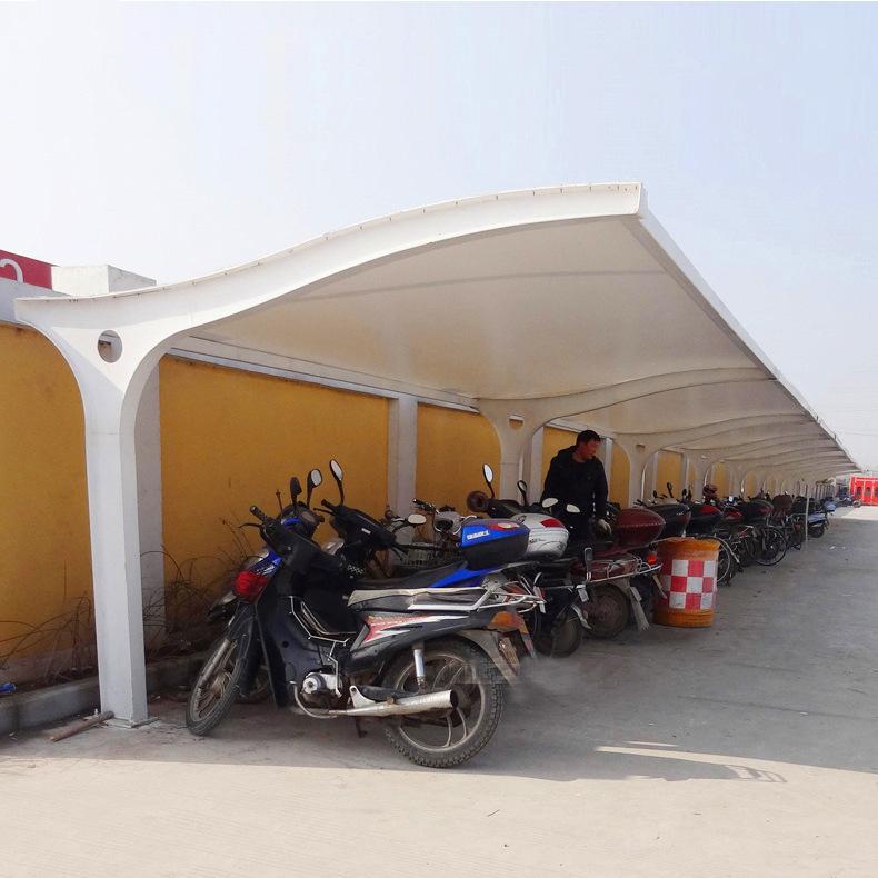 电动车/自行车停车棚厂家