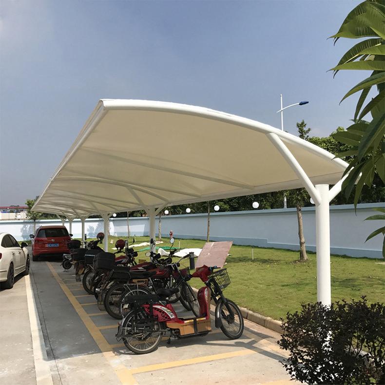 电动车/自行车停车棚安装