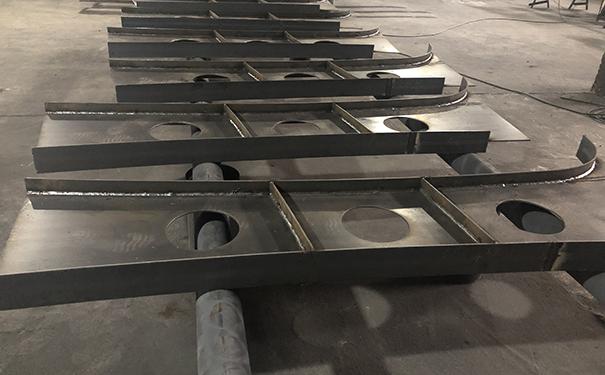 钢膜结构加工