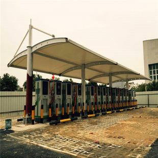 重庆充电停车棚