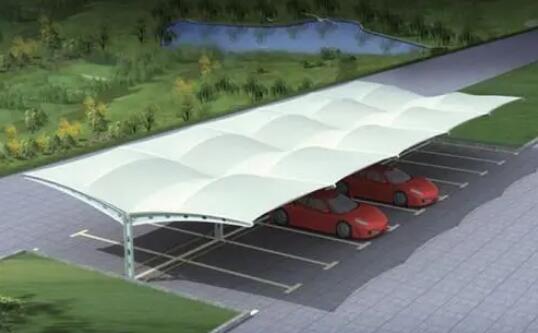 膜结构车棚积水的原因是什么?