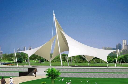 景观膜结构形状设计需要解决哪些问题?