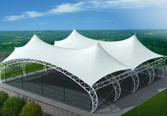 膜结构出入口设计应注意哪些问题?