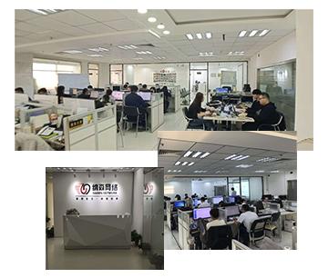 沈阳网络公司内部环境